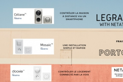 CONNECTED DAYS - Free shipping on LEGRAND connected products